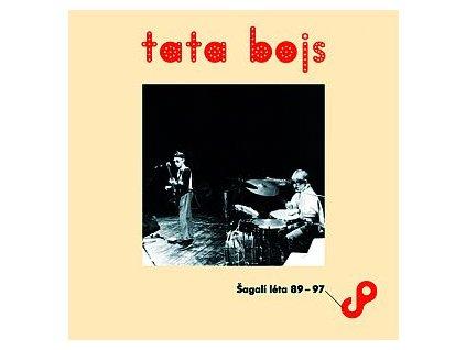 TATA BOJS - Šagalí léta 1989 - 1997 - 2CD