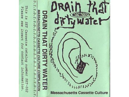 V/A MASSACHUSETTS - Massachusetts Cassette Culture - MC