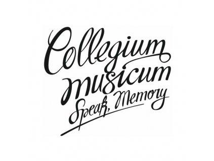 Collegium musicum - Speak, Memory (CD+DVD) - CD