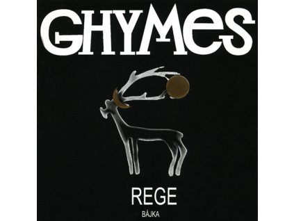 Ghymes - Bajka / Rege - CD