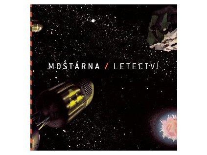 MOŠTÁRNA - Letectví - CD